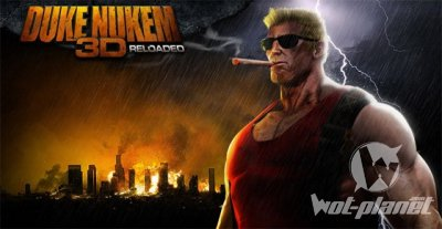 Озвучка для World Of Tanks из Duke Nukem Forever 1.10.0.0