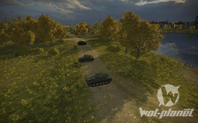 Lighting Mod World of Tanks 0.8.7