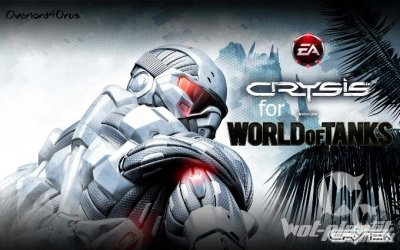 Озвучка из игры Crysis для World of Tanks 0.9.13
