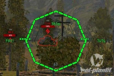 Прицелы Octagon для World of Tanks 0.9.1