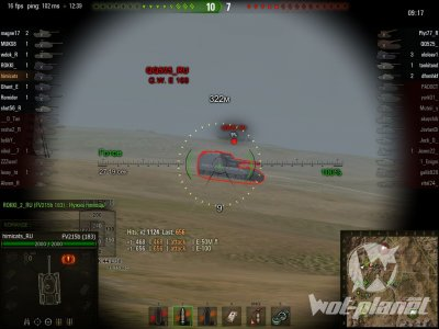 ������ �����  �� himicats ��� World of Tanks 0.9.13