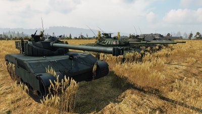 Мод «Танки на прокачку» для World of Tanks 0.9.12