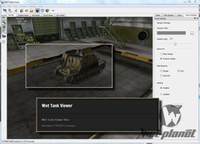 WOT Tank Viewer beta