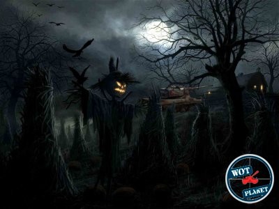 Halloween в World of tanks
