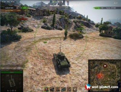 TeamSpeakMod для World of Tanks 0.9.13