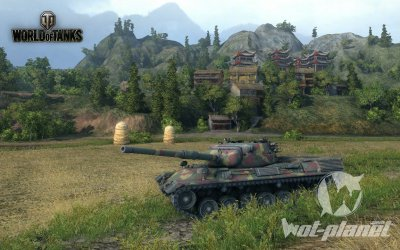 Новости про патч World of tanks 0.8.5 - T60 и Leopard 1