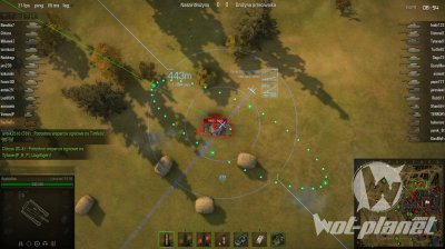 Miracle&MagicalMod 4.4.1 World of Tanks 0.8.5