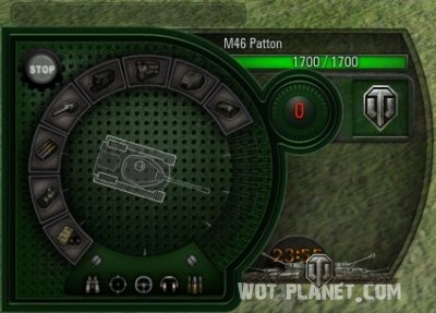 Damage Panel + Minimap для World Of Tanks 0.8.0 2 вариатнта