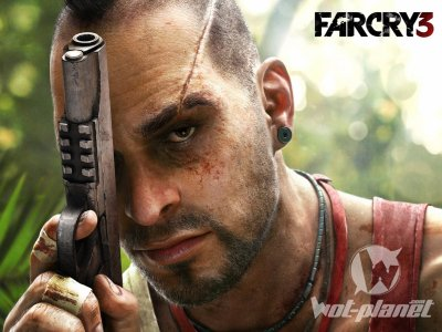Озвучка Far Cry 3 для World of Tanks 0.9.13 18+