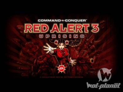 Озвучка Red Alert для World of Tanks 0.9.3