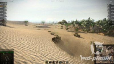 Прицелы PietrofSKY для World of Tanks 0.8.7