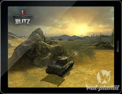 World of tanks Blitz на iOS и Android