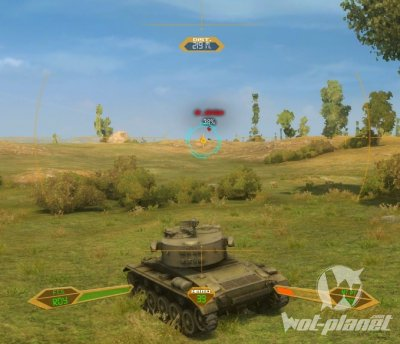 Прицел для World Of Tanks 0.9.1
