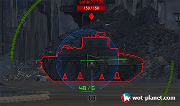 Цветное сведение от MeltyMap для World of Tanks 0.9.13