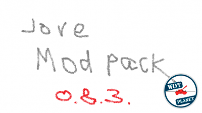Jove Mod Pack - ��� World of Tanks 0.8.3