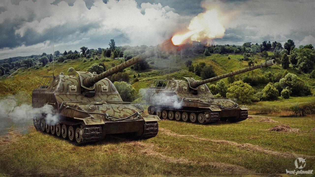 World of tanks at 2 пробитию