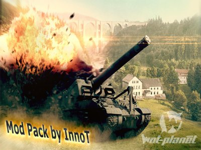 ������ ����� �� InnoT20 ��� World of Tanks 0.8.8 (���������)