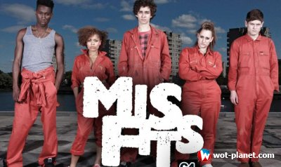 "������� ""Misfits"" (18+) ��� World of Tanks 0.9.3"
