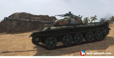 �������� ������ ������� ���� �������� ������ � World of Tanks